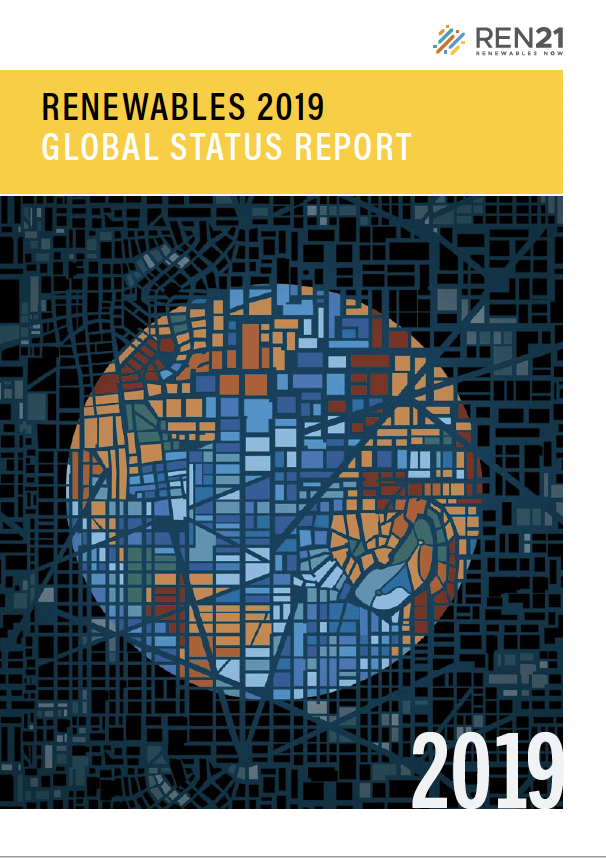 Renewables 2019 Global Status Report 2019